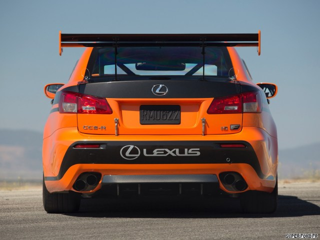 2011 Lexus IS-F CCS-R XE20