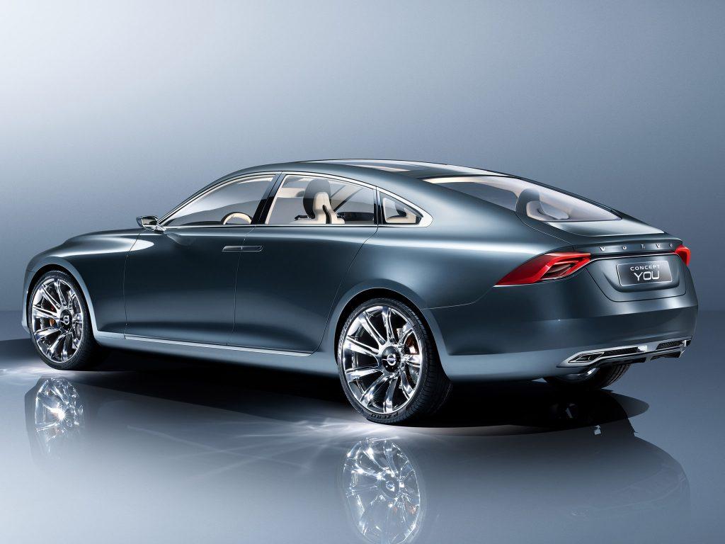 2011 Volvo You Concept