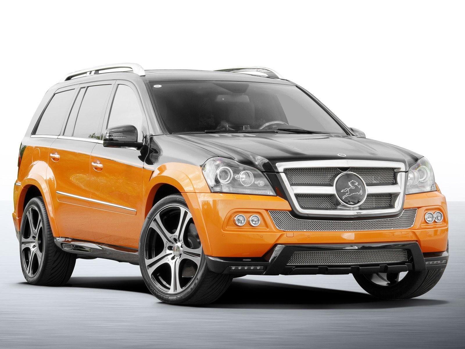 2012 Carlsson Mercedes GL CGL 45 Royale Last Edition