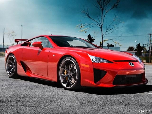 Lexus LFA Pur Design 2012