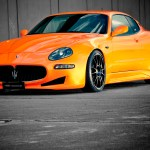2012 Maserati 4200 evo dynamic trident par G&S Exclusive