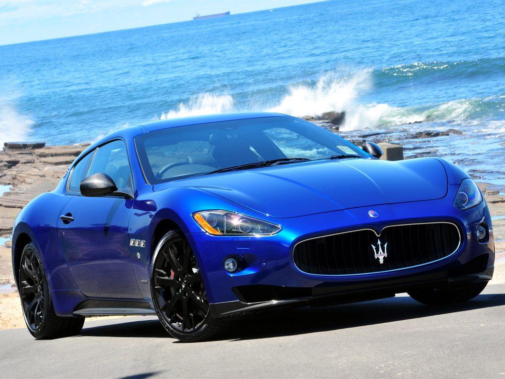2012 Maserati Granturismo S MC