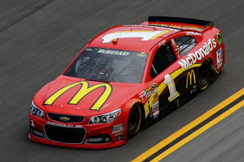 2013 Jamie Mcmurray - Chevrolet SS