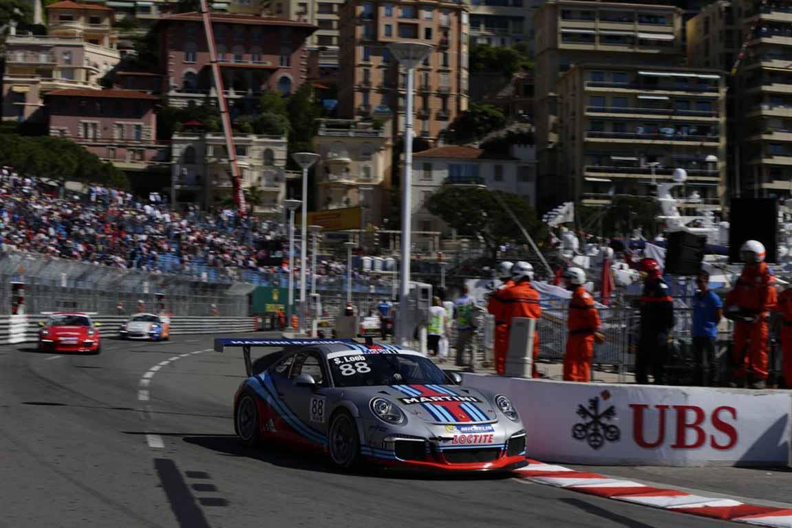 2013 Porsche Supercup - Monaco - Sebastien Loeb
