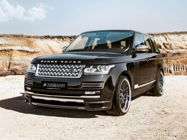 2014 Hamann - Range Rover Vogue L405