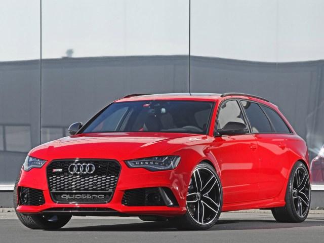 2014 HPerformance - Audi RS6