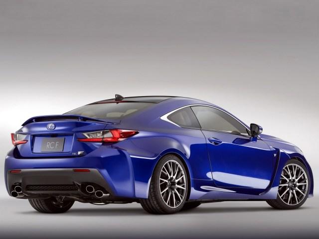 2014 Lexus RC-F
