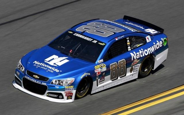 2015 Dale Earnhardt JR - Daytona 500 - Chevrolet SS