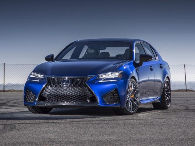 2015 Lexus GS-F