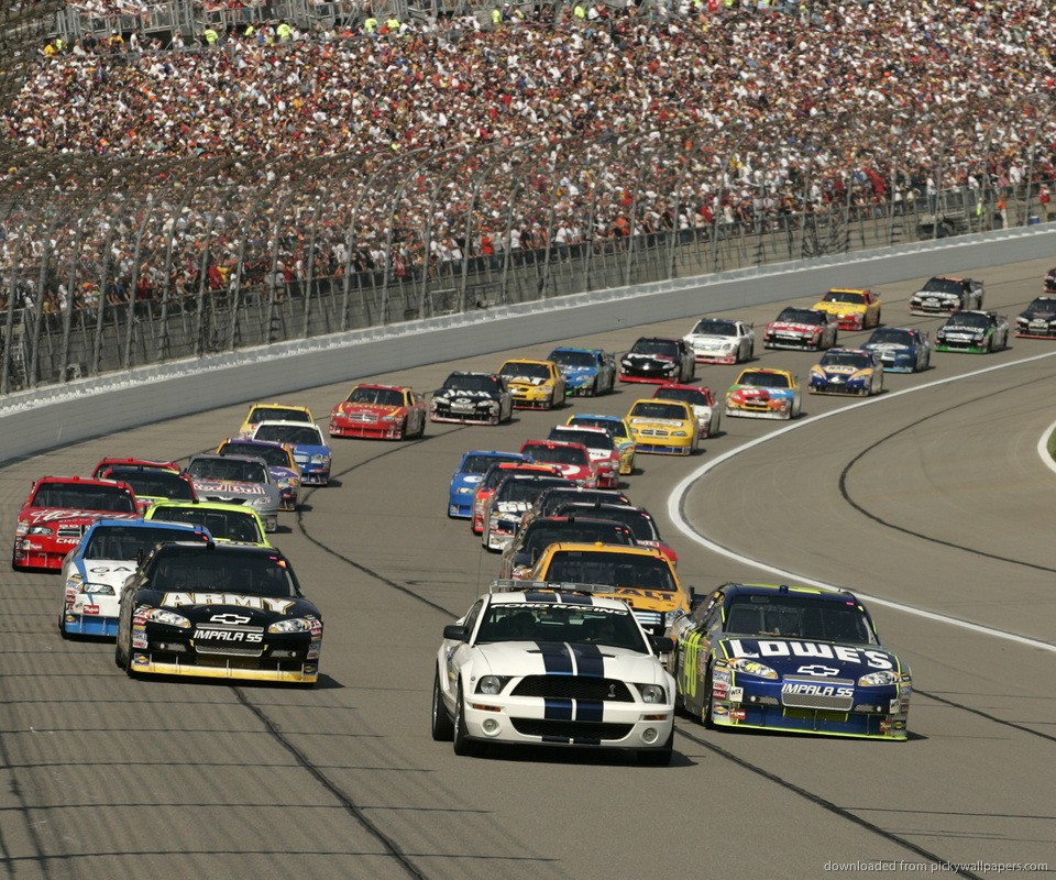 2015 Nascar Sprint Cup Series Kansas City