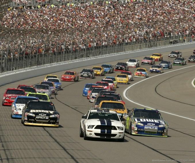 2015 Nascar Sprint Cup Series Kansas City