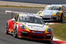 2015 Porsche Supercup - Barcelona - Sam Power