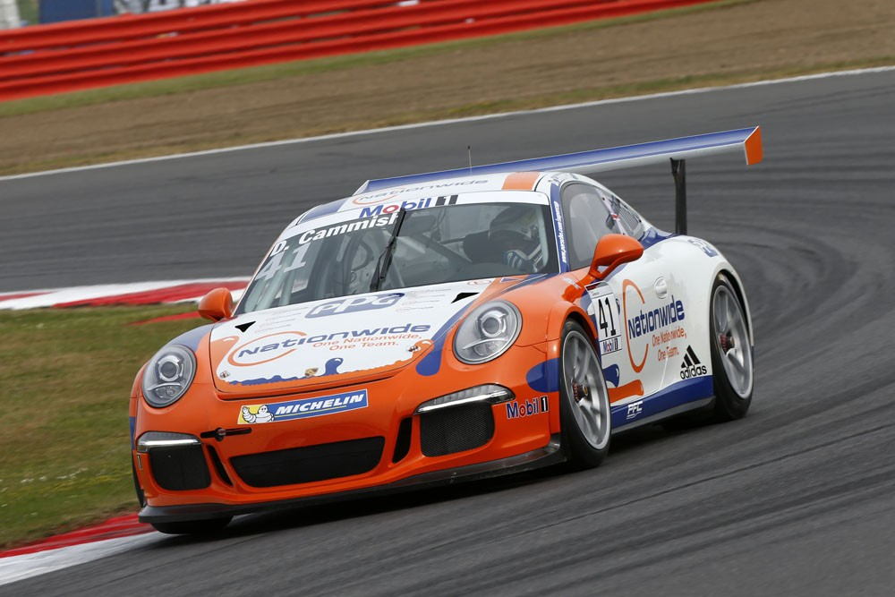 2015 Porsche Supercup - Silverston - Daniel Cammish
