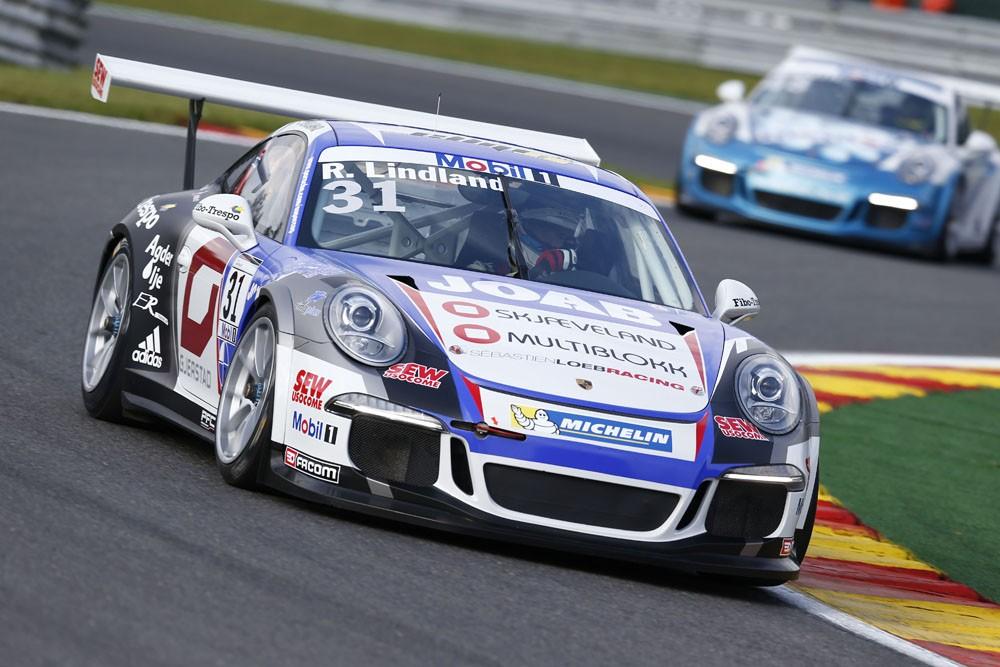 2015 Porsche Supercup - SPA - Roar Lindland
