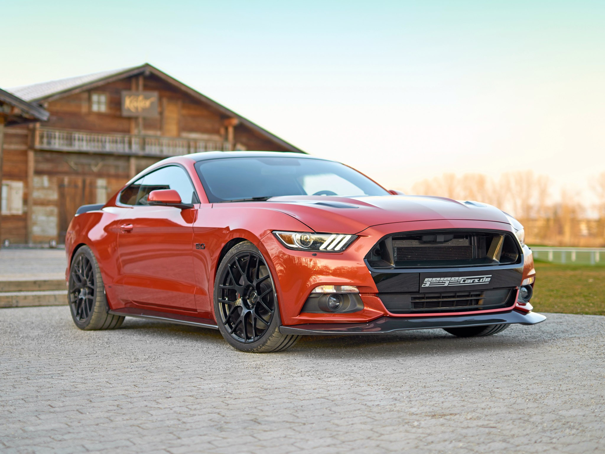 2016 Geigercars - Ford Mustang GT820