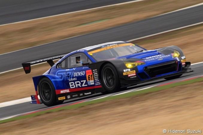2016 Super GT GT300 Subaru BRZ