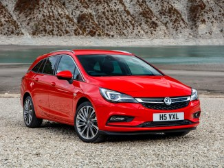 2016 Vauxhall Astra Sports Tourer Biturbo