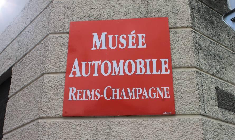 Le Musée Automobile de Reims fondé en 1985: Collection de Philippe Charbonneaux