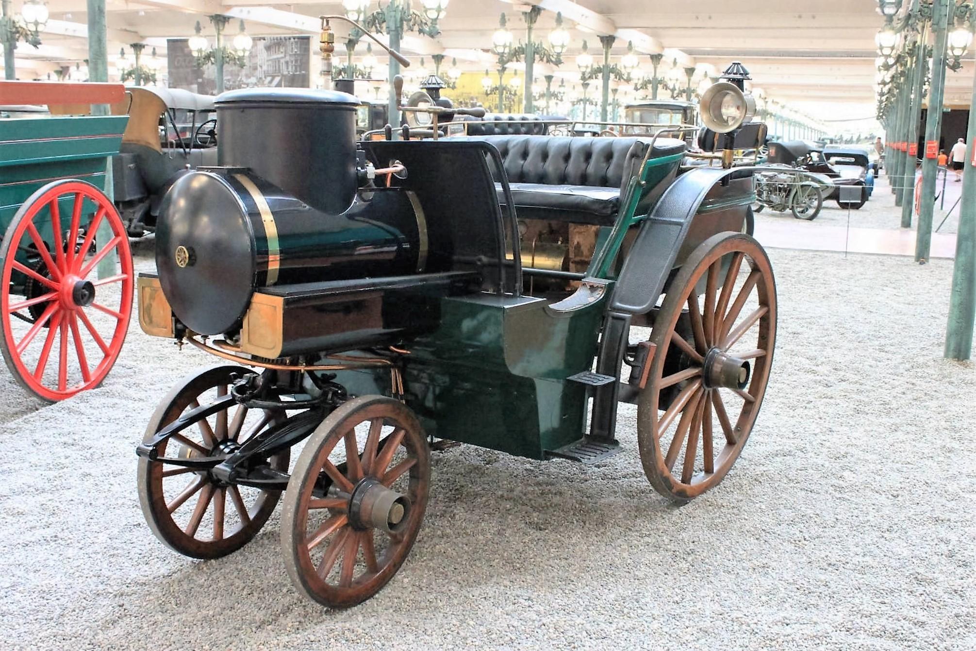 1878 Jacquot Tonneau Vapeur