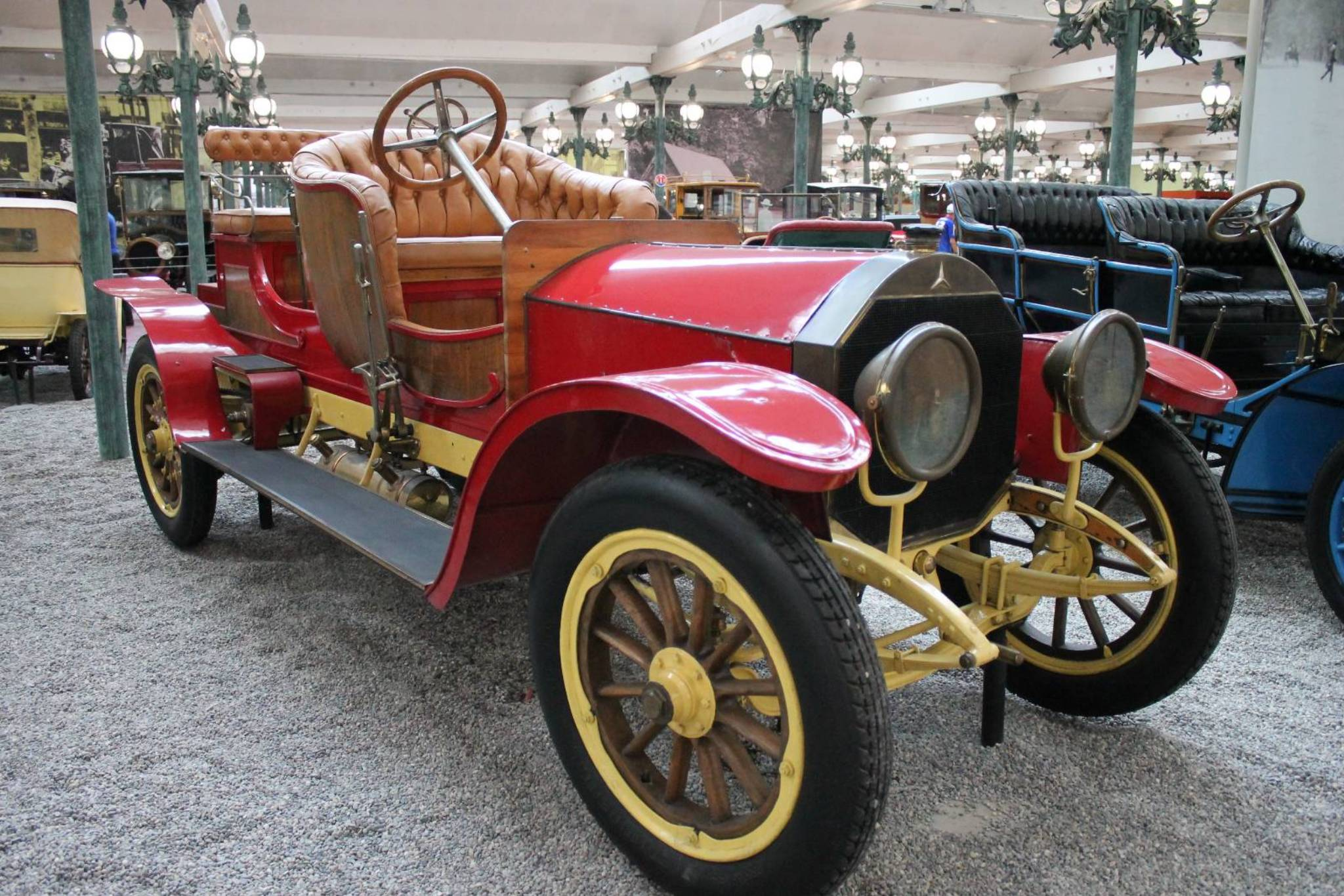 1905 Mercedes Double Phaeton