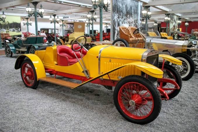 1912 Hispano Suiza Sport