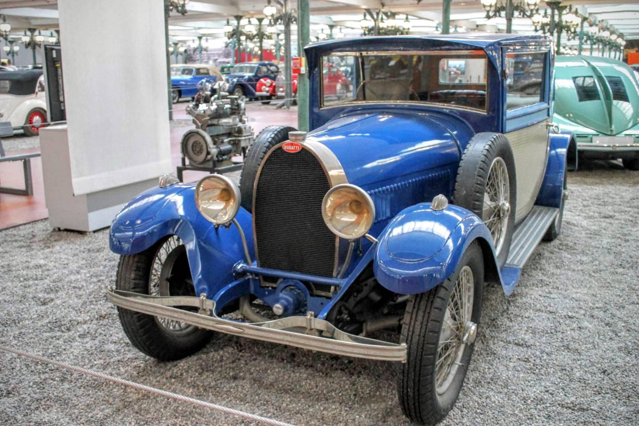 1927 Bugatti Coupe Type 44