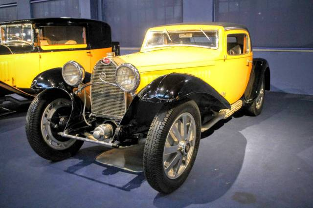 1932 Bugatti Coupe Type 55