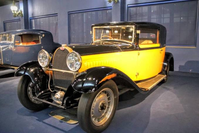 1933 Bugatti Coupe Type 49