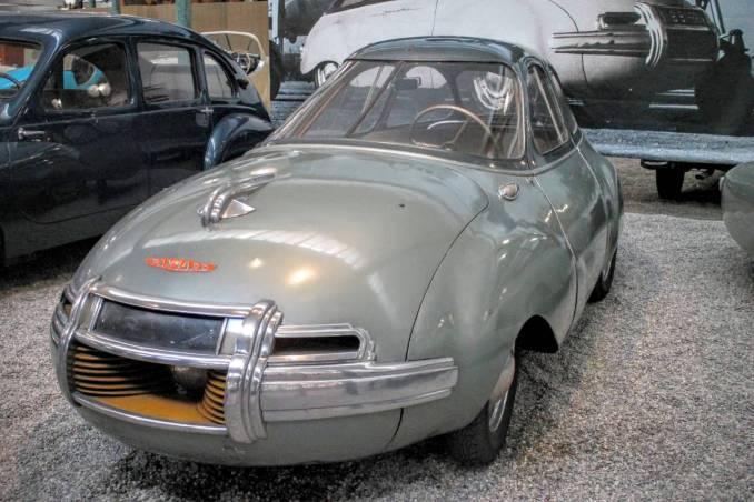 1948 Panhard Lavassor Coach Dynavia