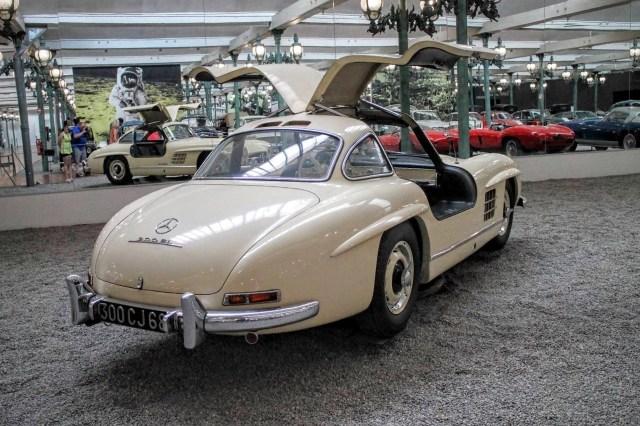 1955 Mercedes Benz Coupe 300 SL