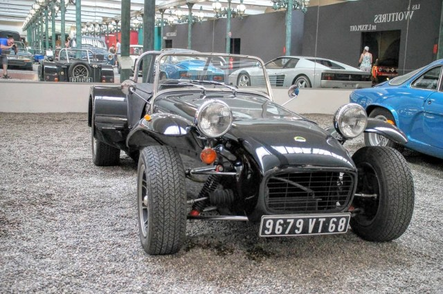 1961 Lotus Roadster Super Seven