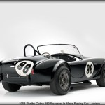 1963 Shelby Cobra 289 Roadster le Mans Racing-car
