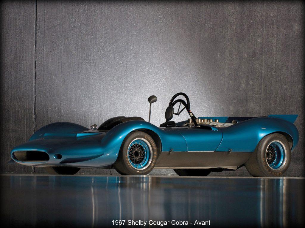 1967 Shelby Cougar Cobra