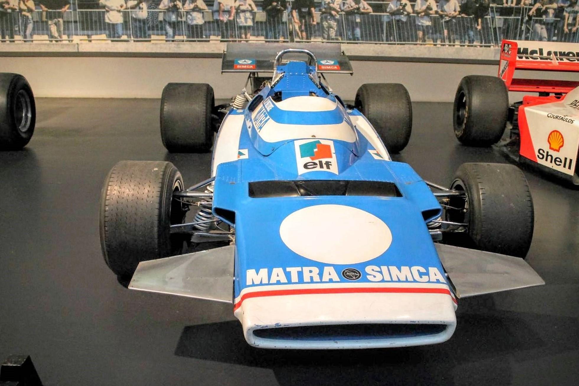 1970 Matra MS 120