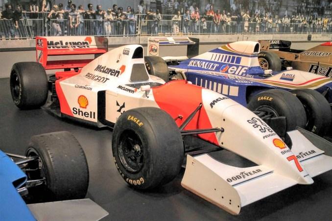 1994 Mclaren Peugeot Monoplace F1