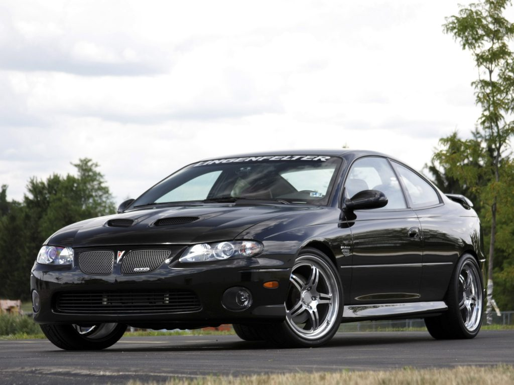 2006 Lingenfelter - Pontiac GTO Supercharged LS2