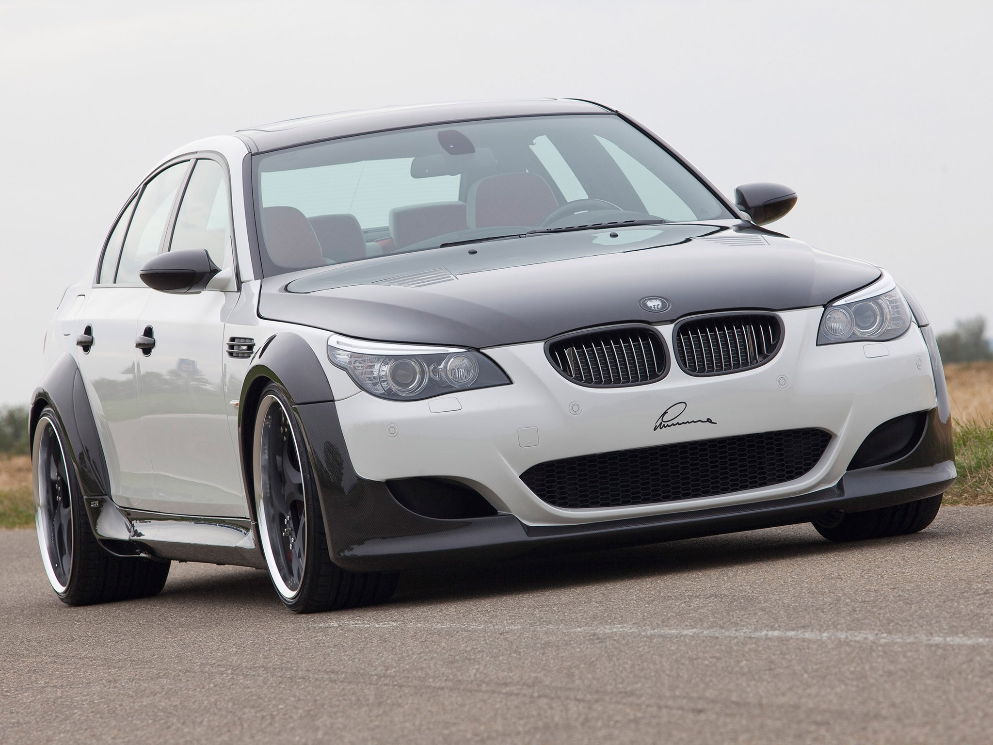 2009 Lumma Design - Bmw 5 Series CLR 730 RS