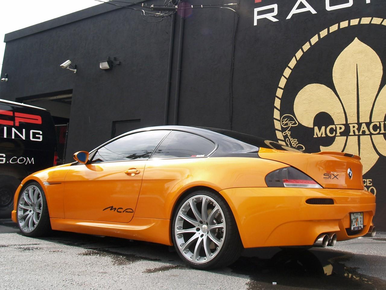 2009 MCP Racing - Bmw M6 Coupe E63
