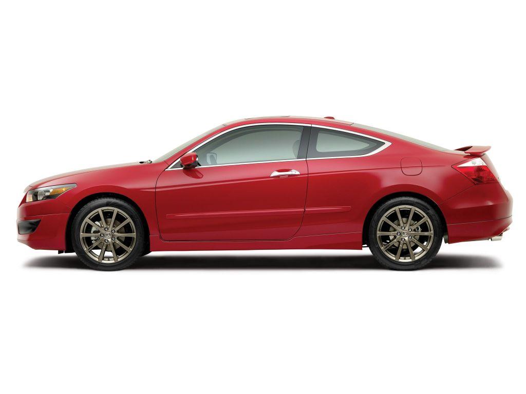 2009 Mugen Honda Accord Coupe US