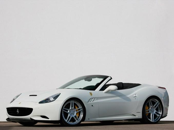 2010 Novitec Ferrari California