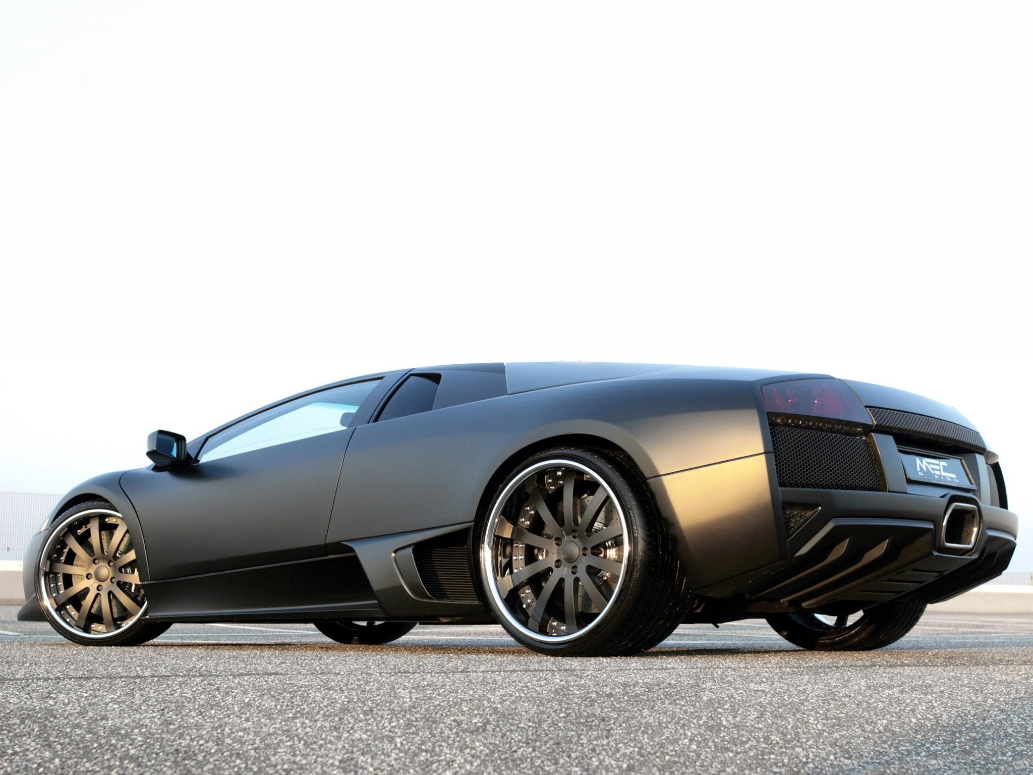 2010 Mec Design - Lamborghini Murcielago Yeniceri Edition