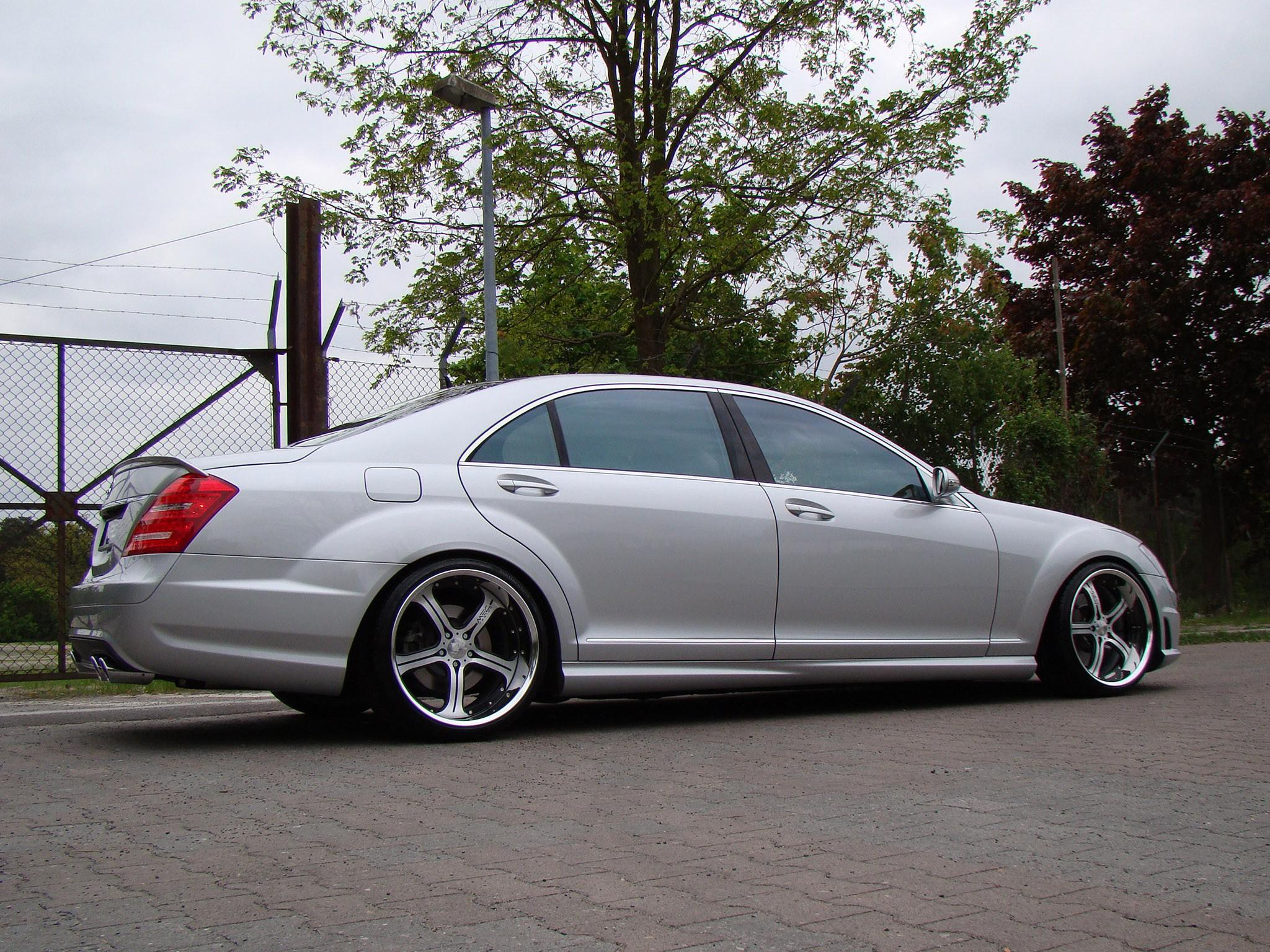 2010 Mec Design - Mercedes S Klasse S550