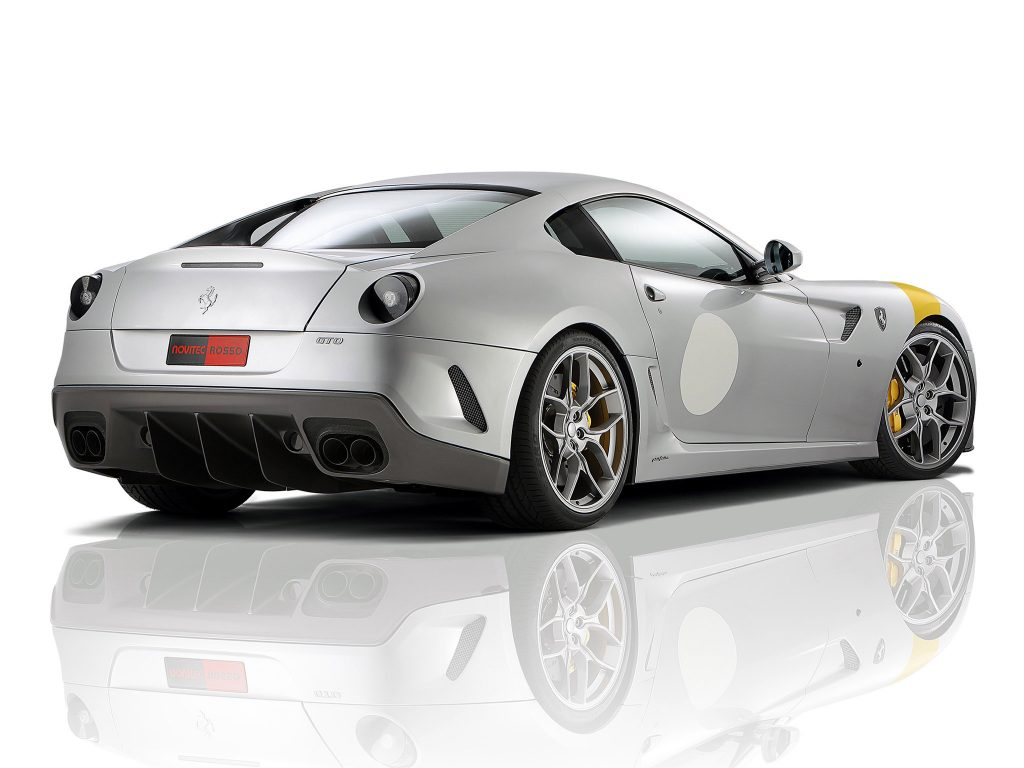 2011 Novitec Ferrari 599 GTO