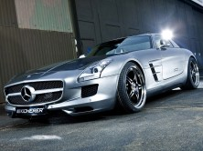 2011 Kicherer AMG Mercedes SLS 63 Supersport