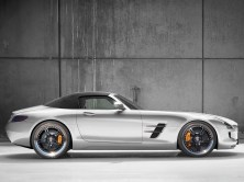 2011 Kicherer AMG SLS Roadster Supersport GTR