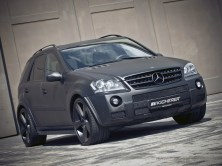 2011 Kicherer Mercedes AMG ML63 W164