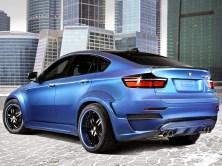 2011 Lumma Design - Bmw X6 CLR X 650 M
