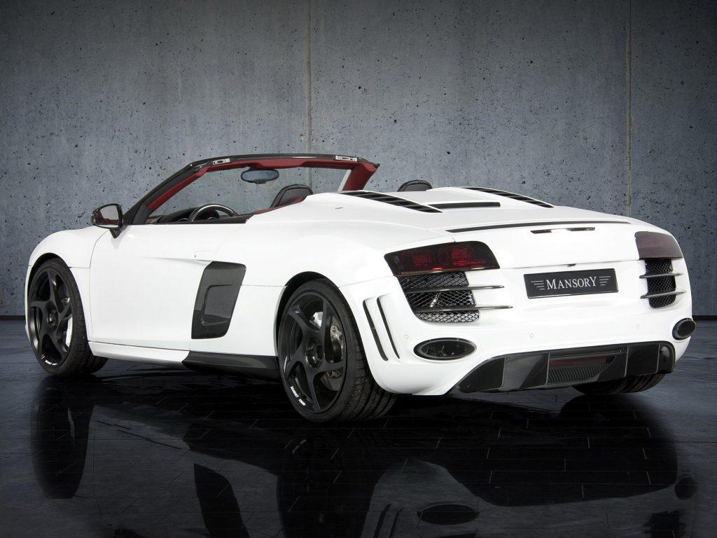2011 Mansory Audi R8 V10 Spyder