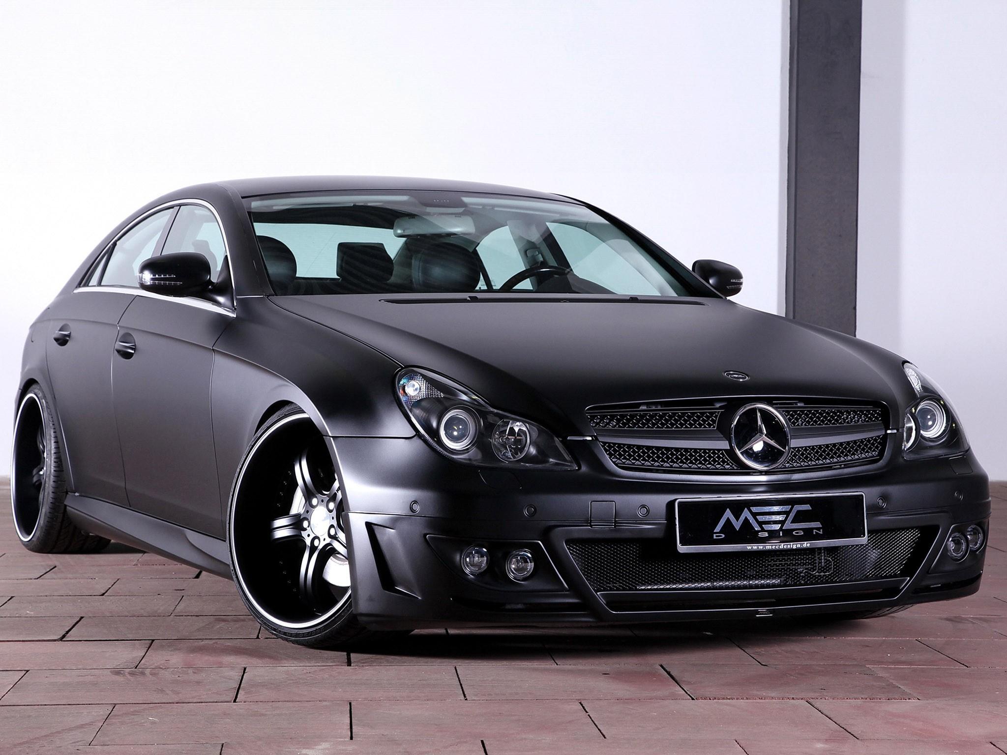 2011 Mec Design - Mercedes CLS W219