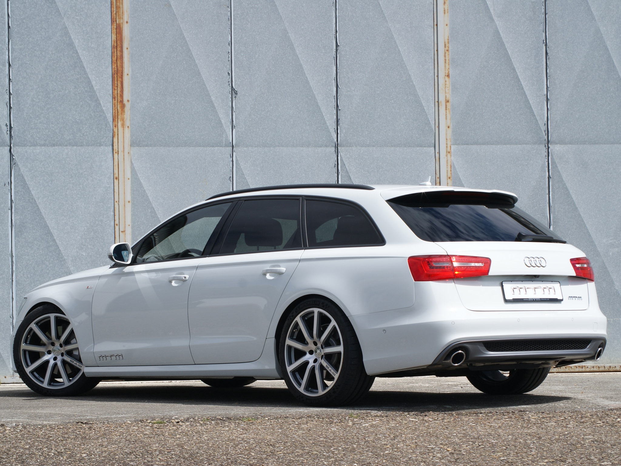 2012 MTM - Audi A6 3.0 TDI S-Line Avant